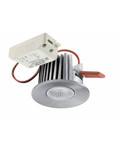 INSTAR ECO Kit IP44 LED 10W 36° 3000K geborst. alu