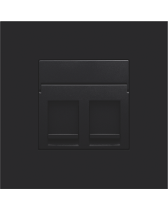 CPL DATA 2xRJ BLACK