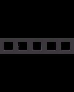 AFDEKPL VIJFV. 71 BLACK