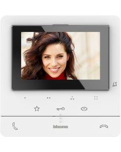 AV - Binnenpost Classe100V16E video handenvrij kleur wit